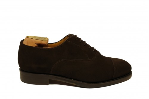 Berwick 4343 Dark Brown Suede